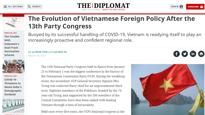 Sự phát triển trong chính sách đối ngoại của Việt Nam sau Đại hội lần thứ XIII của Đảng