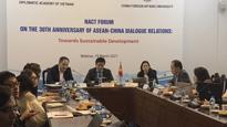 NACT Forum on the 30th Anniversary of ASEAN-China Dialogue Relations: Towards Sustainable Development