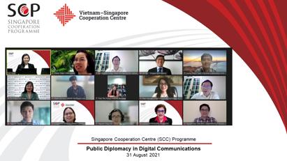 Hội thảo Ngoại giao số dành cho cán bộ ngoại giao Việt Nam