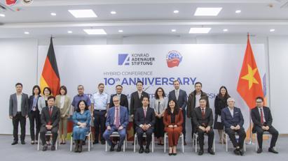 Toạ đàm kỷ niệm 10 năm thiết lập quan hệ Đối tác chiến lược Việt Nam - Đức