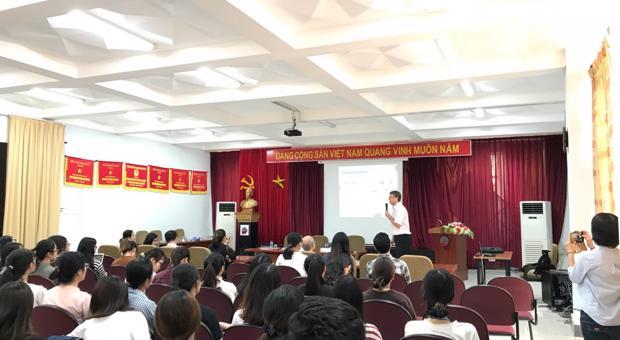 Tọa đàm giới thiệu học bổng Đại học, Cao học của Cơ quan trao đổi hàn lâm Đức DAAD