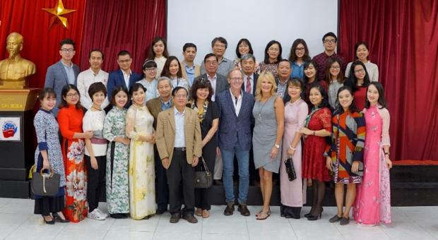 Lễ Kỷ niệm ngày Nhà giáo Việt Nam và Trao Học bổng Reamey 2018