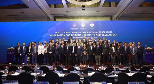 Một số thông tin sự kiện do Viện Biển Đông tổ chức cuối năm 2019, đầu năm 2020