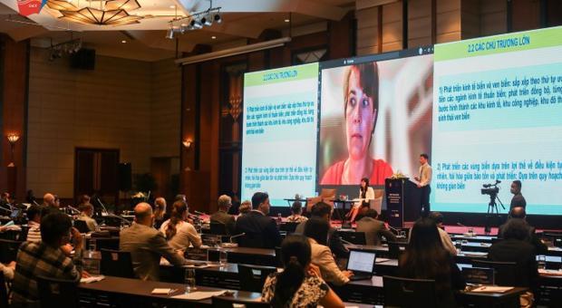 """Học viện Ngoại giao tổ chức đối thoại biển: """"Phát triển biển bền vững: Chia sẻ quan điểm của Việt Nam và EU"""""""