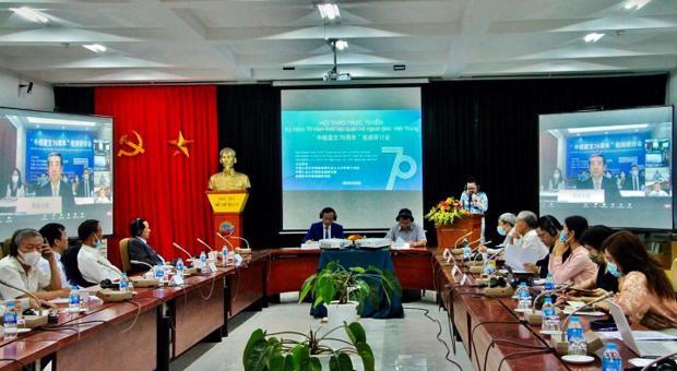 Thông cáo Báo chí: Hội thảo Trực tuyến 70 năm thiết lập quan hệ ngoại giao Việt Nam – Trung Quốc