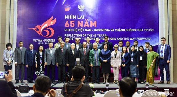 65 năm Việt Nam – Indonesia: Minh chứng rõ nét và sinh động nhất cho tình hữu nghị bền chặt trước thử thách