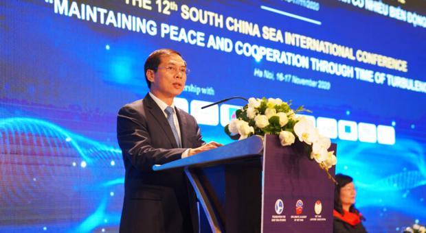 """Hội thảo Khoa học Quốc tế về Biển Đông lần thứ 12 – """"Duy trì Hoà bình và Hợp tác trong Bối cảnh có nhiều Biến động"""""""