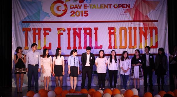 Chung kết DAV E-Talent Open 2015 - Tất cả đều là người chiến thắng