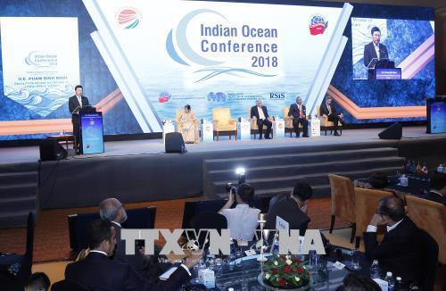 Khai mạc Hội thảo Ấn Độ Dương lần thứ ba