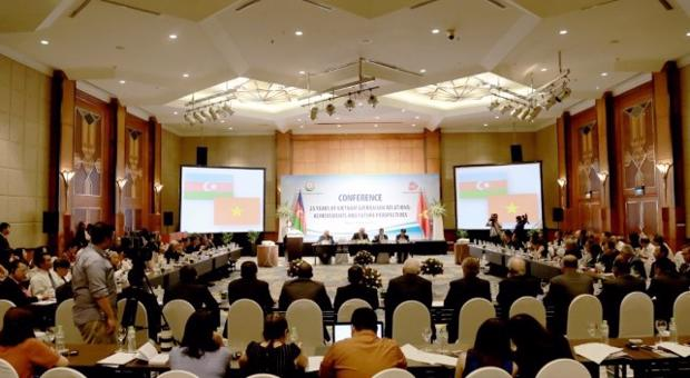"""Hội thảo """"Ngoại giao của Việt Nam và Azerbaijan: Sự tương đồng, phát triển và vai trò trong xây dựng đất nước"""""""
