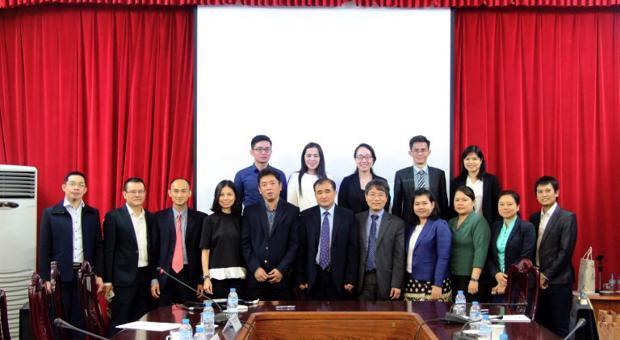 Đối thoại Thường niên giữa Học viện Ngoại giao Việt Nam và Học viện Ngoại giao Lào năm 2017
