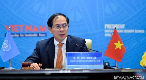 Thư của Bộ trưởng Ngoại giao Bùi Thanh Sơn gửi CBNV Bộ Ngoại giao