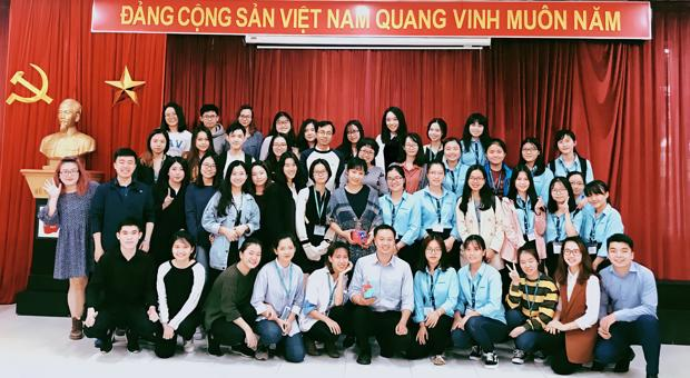 Tọa đàm chia sẻ kinh nghiệm và phương pháp học tập tiếng Trung Quốc 2019