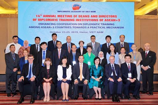 Mạng lưới các Trường Đào tạo Ngoại giao các nước ASEAN+3