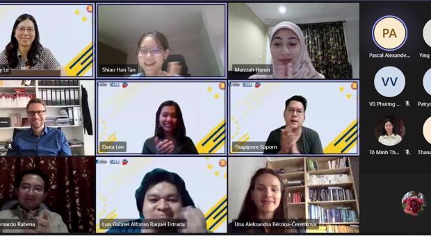 """Buổi thuyết trình về """"An ninh Nguồn nước"""" trong khuôn khổ dự án Đối thoại nghiên cứu ASEAN – EU"""