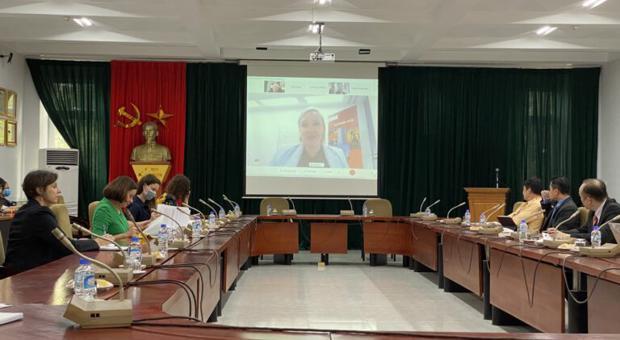 Đối thoại biển Việt – Úc: Thúc đẩy hợp tác Việt – Úc trong cục diện địa chính trị mới khu vực Ấn Độ Dương – Thái Bình Dương