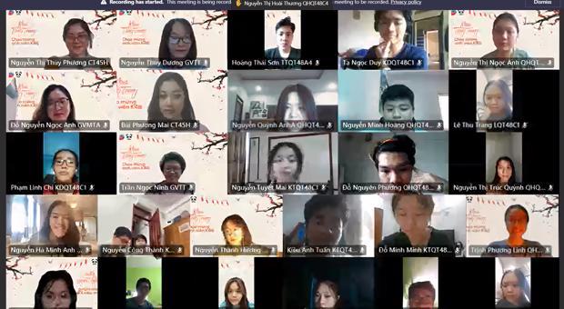 Khoa Tiếng Trung Quốc tổ chức gặp mặt và giao lưu với tân sinh viên K48